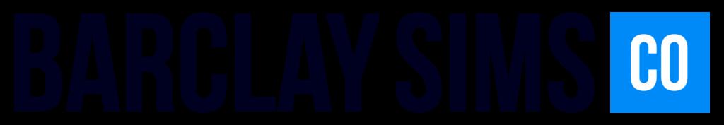 Barclay Sims Company Footer Logo
